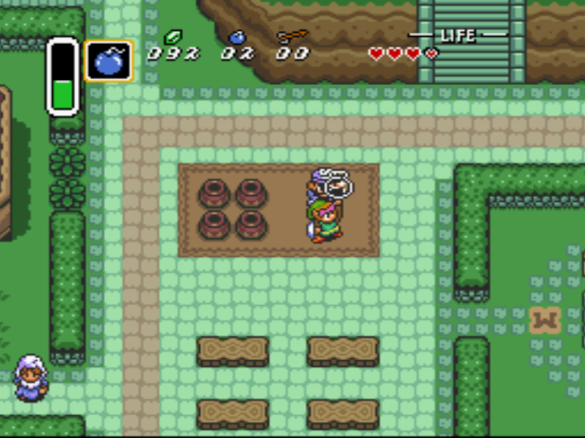 Zelda Link to the Past