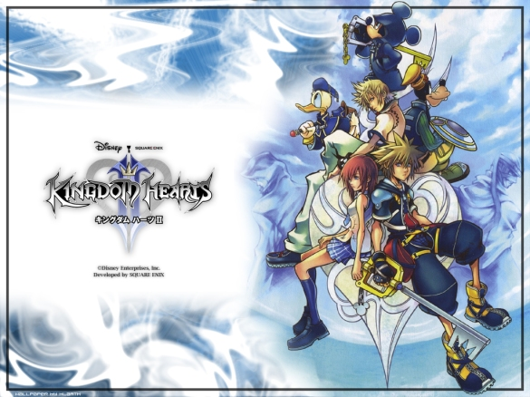 kingdom-hearts II -page
