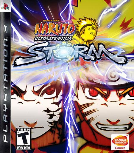 Naurto Ultimate Ninja Storm