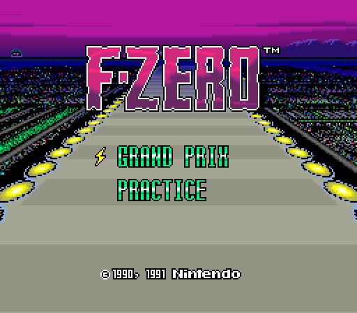 f-zero-snes