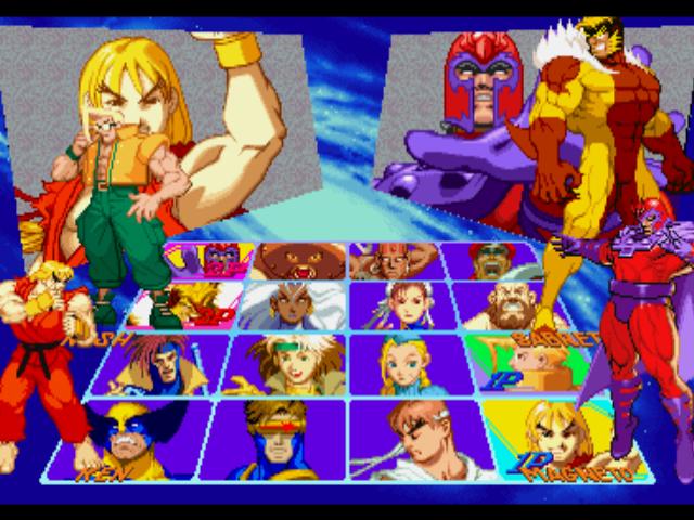 x-men-vs-street-fighter