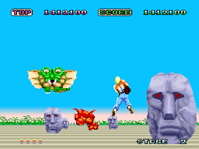 space-harrier-arcade
