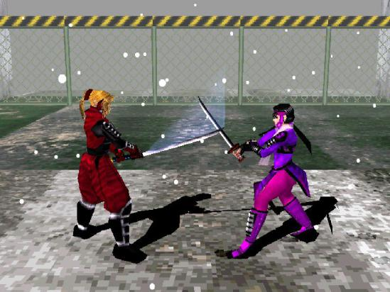 Sony Playstation Games Bushido Blade 1997 Gaming Hearts Collection