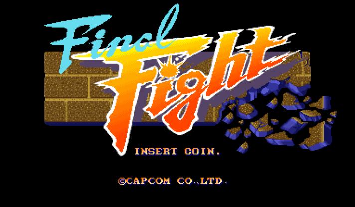 Final Fight 1
