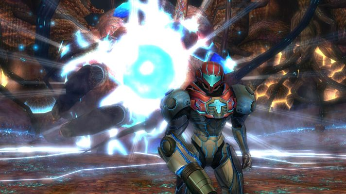 Metroid Prime Corruption