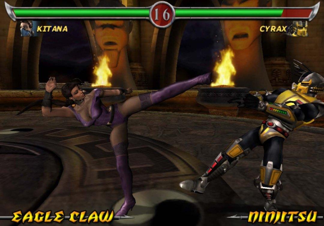 Retro Gaming- Mortal Kombat Deadly Alliance: (2002) – Gaming