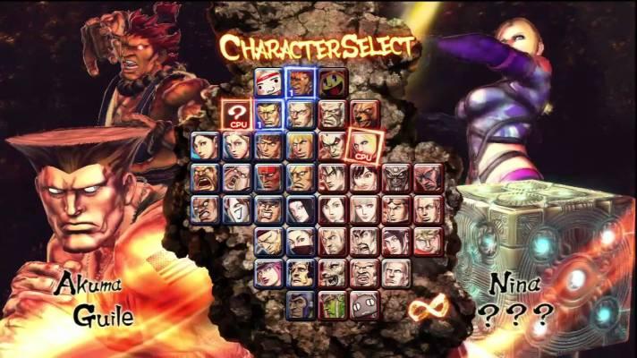 Street Fighter X Tekken (2)