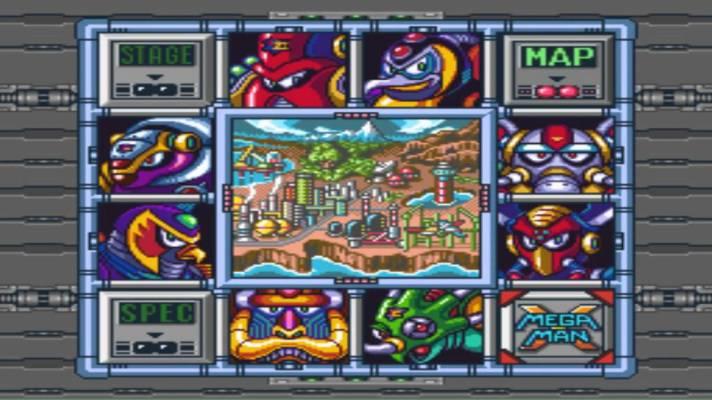 Mega Man X (2)