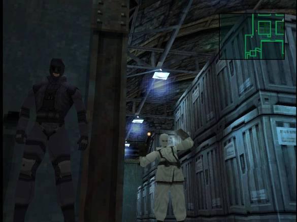 Metal Gear Solid Ps1-screen