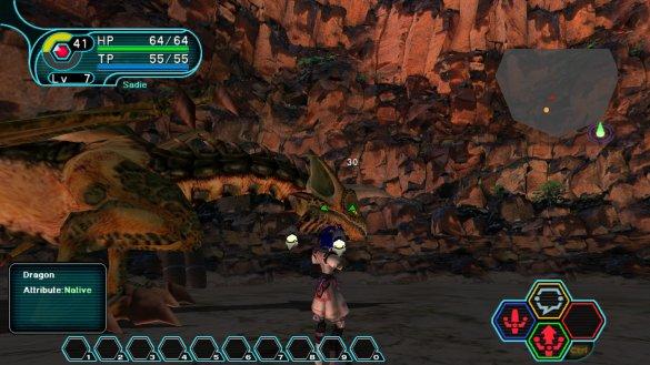Phantasy Star Dreamcast