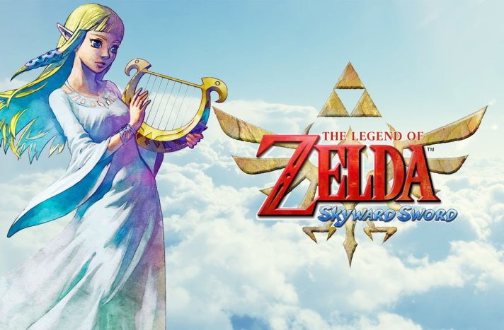 Princess Zelda Skyward Sword Wallpaper(1)