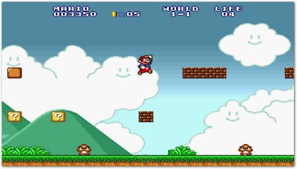 Super Mario Bros (2)