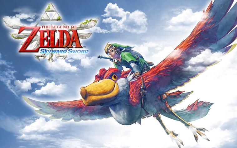 Zelda Skyward Sword (2)