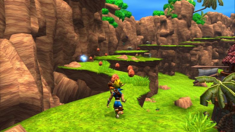 Jak and Daxter (2)