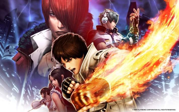 King of Fighters 14 Wallpaper.jpg