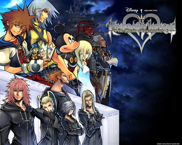 Kingdom-Hearts Chain of Memories