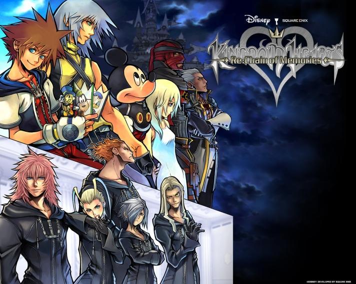 Kingdom-Hearts Chain of Memories