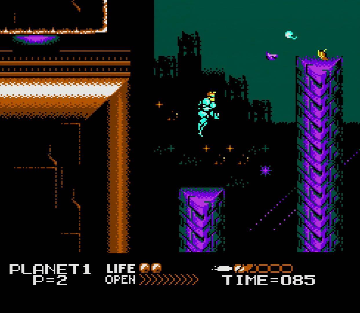Street Fighter 2010 NES