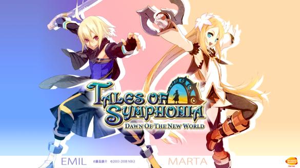 Tales of Symphonia (2)