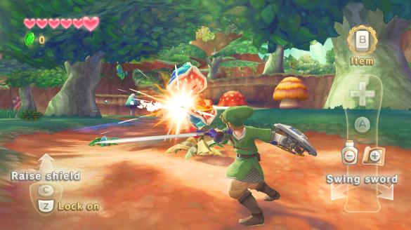 Zelda Skyward Sword (3)
