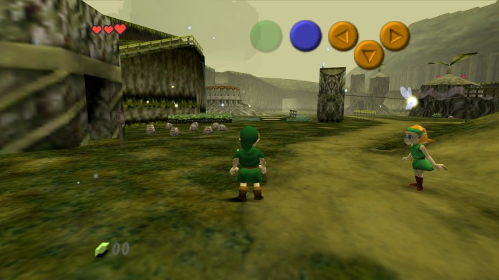 Zelda Ocarina of Time (2)