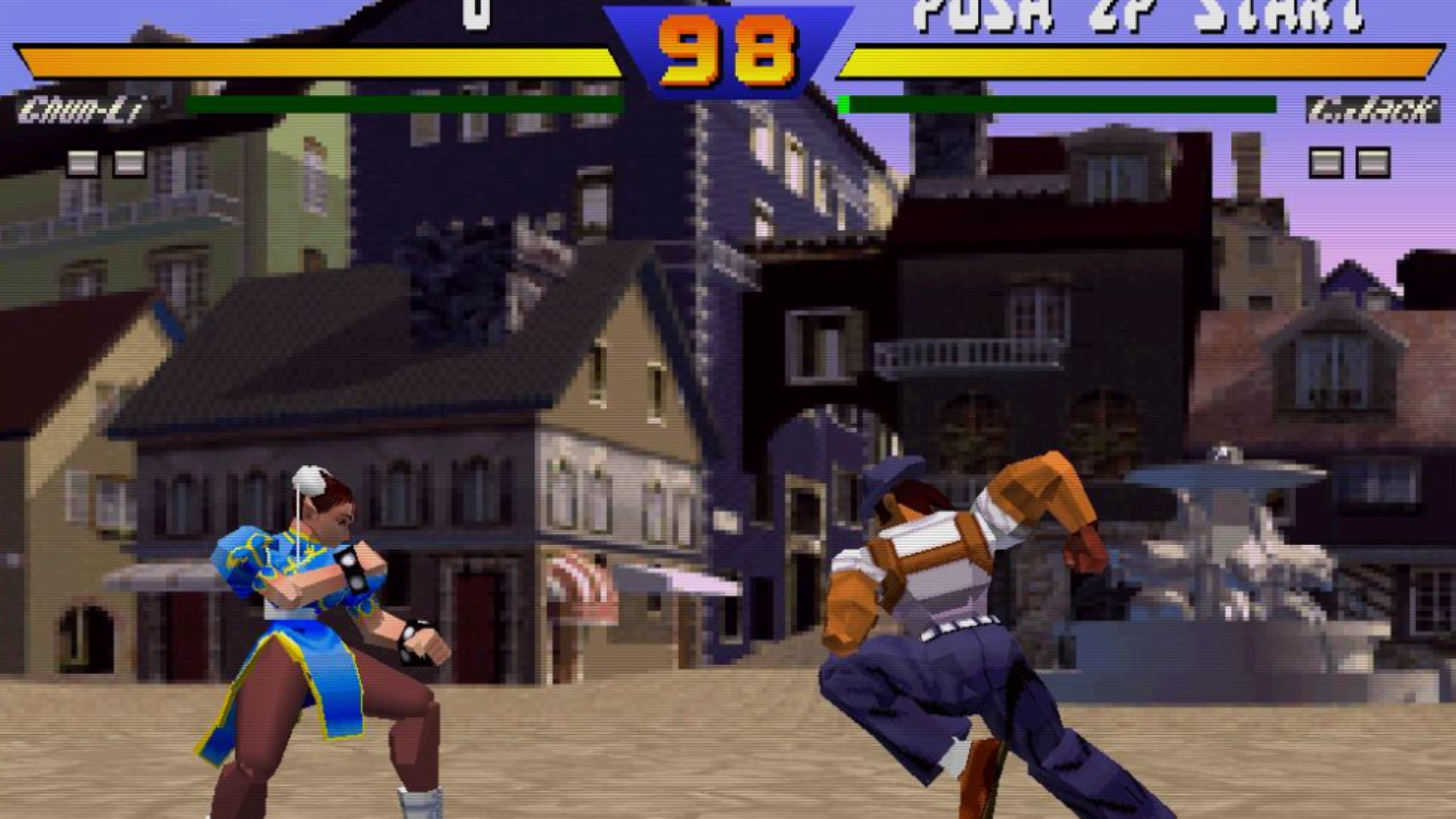 Could The Street Fighter Ex Series Have Worked On The N64