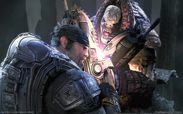 Gears of War 2 (1)