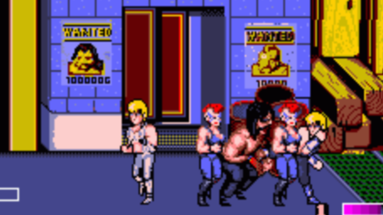 Should The Nes Double Dragon Games Be Included In The Nintendo