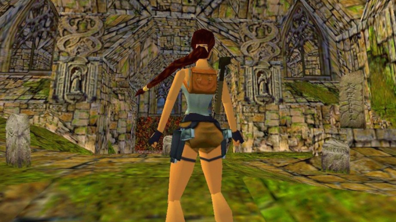 Would Tomb Raider Have Ever Worked On The N64 During The 90 S