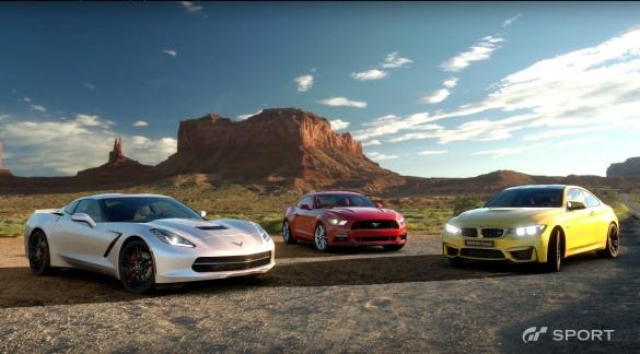Gran Turismo Sport blogspot