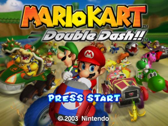 Mario Kart Double Dash (2)