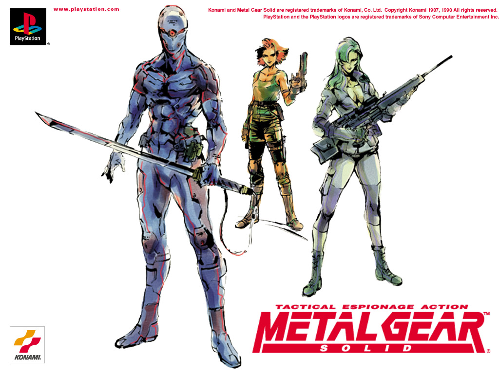 Metal Gear Solid PS1 (1)