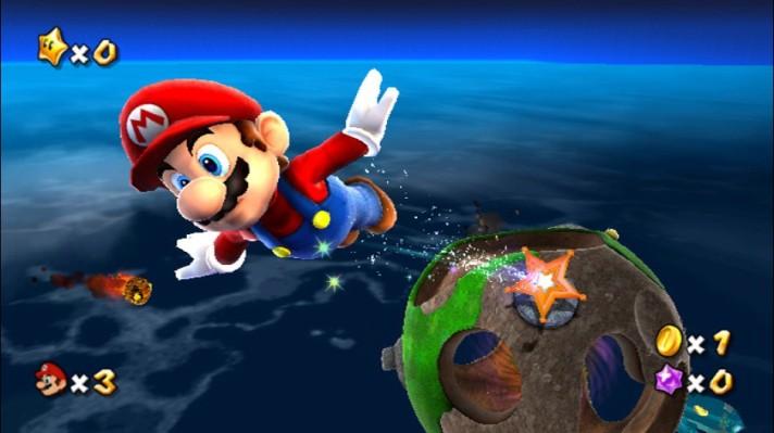 Super Mario Galaxy (3)