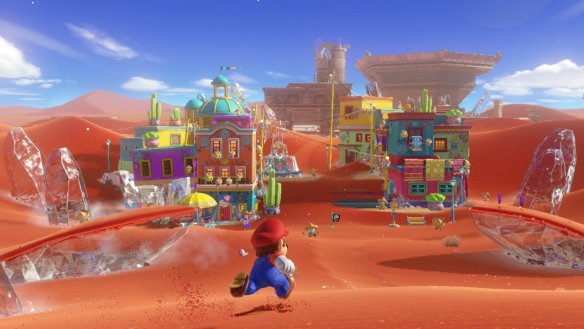 Super Mario Odyssey (2)