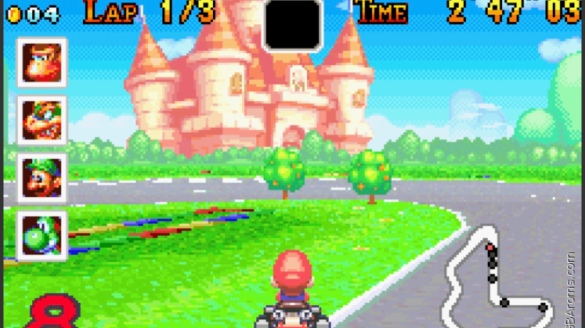 Would Mario Kart Super Circuit Have Worked On The Snes During The
