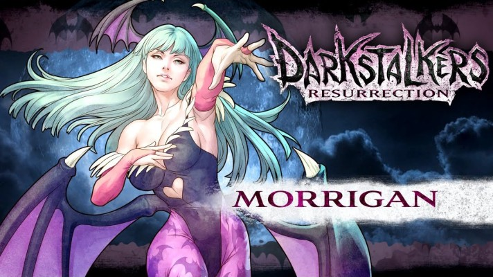 Morrigan DarkStalkers Resurrection.jpg