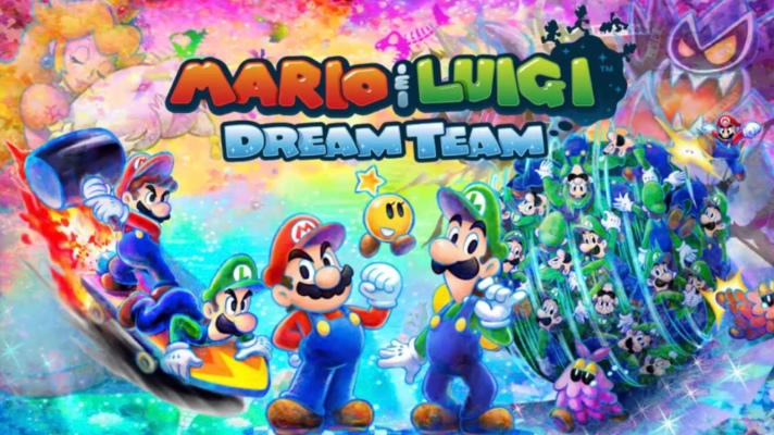 Could Mario Luigi Dream Team Have Worked On The Wii U Gaming