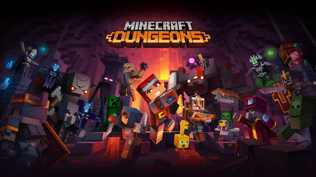 Games Coming Out In August 2020.Upcoming Games Minecraft Dungeons 2020 Gaming Hearts