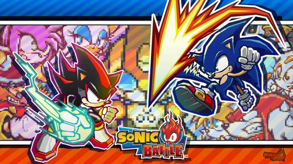 Retro Gaming 00's- Sonic Battle: (2003) – Gaming Hearts