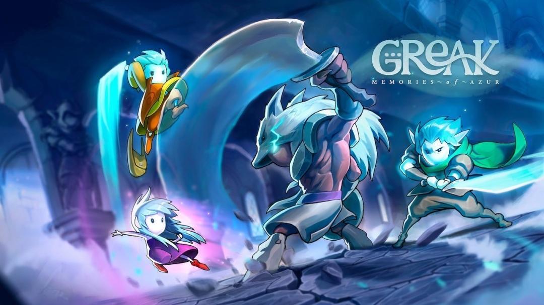 Upcoming Switch Games 2020.Upcoming Switch Games Greak Memories Of Azur 2020