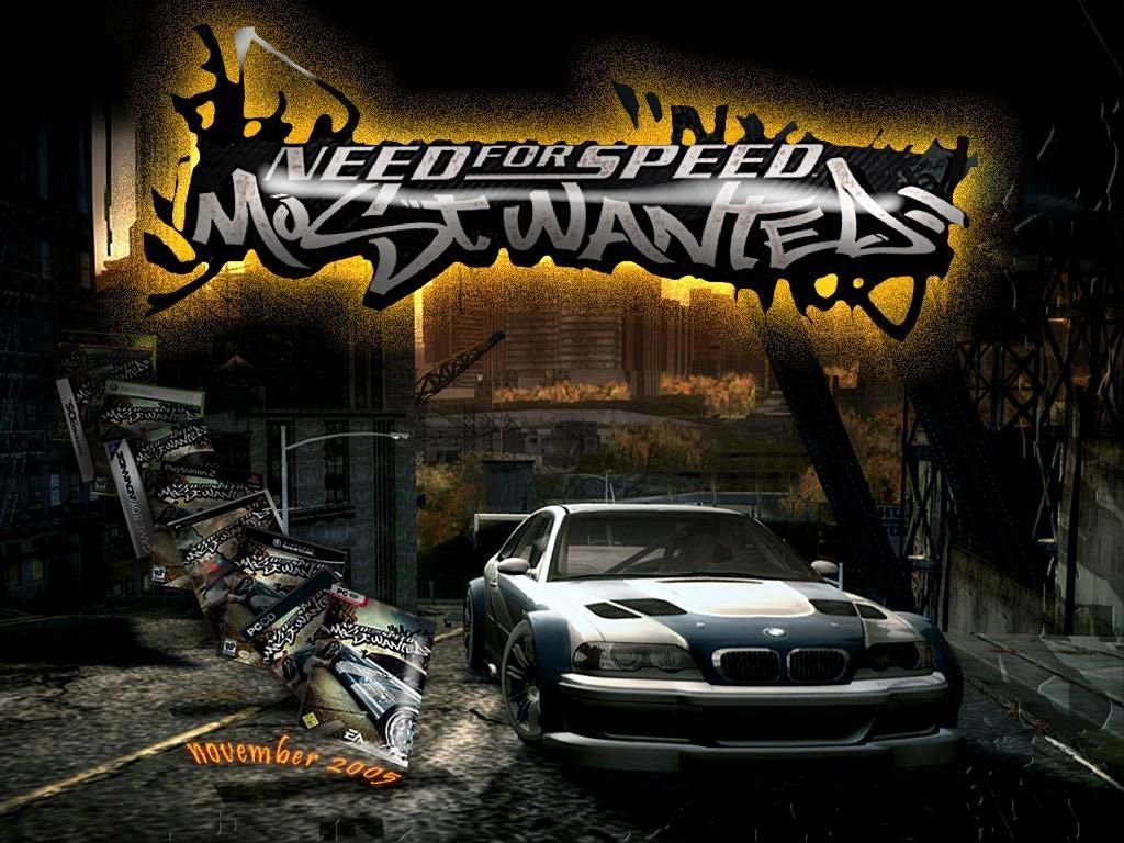 Retro Gaming 00 S Need For Speed Most Wanted 2005 Gaming